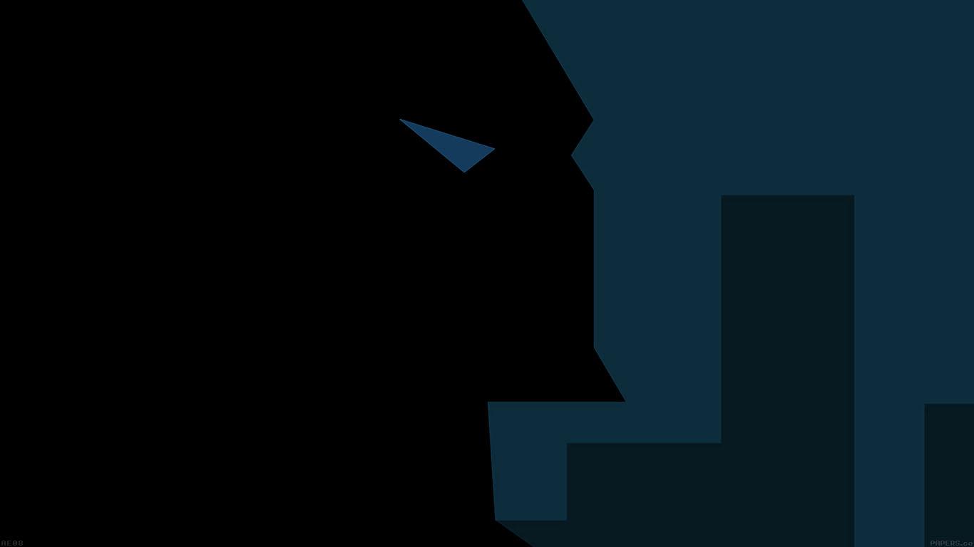wallpaper-desktop-laptop-mac-macbook-ae08-batman-blue-minimal-illust-art-hero-wallpaper