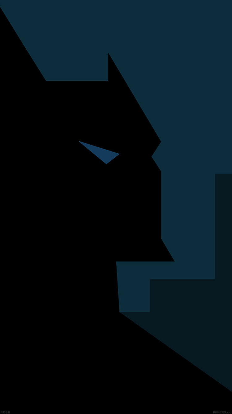 iPhone6papers.co-Apple-iPhone-6-iphone6-plus-wallpaper-ae08-batman-blue-minimal-illust-art-hero