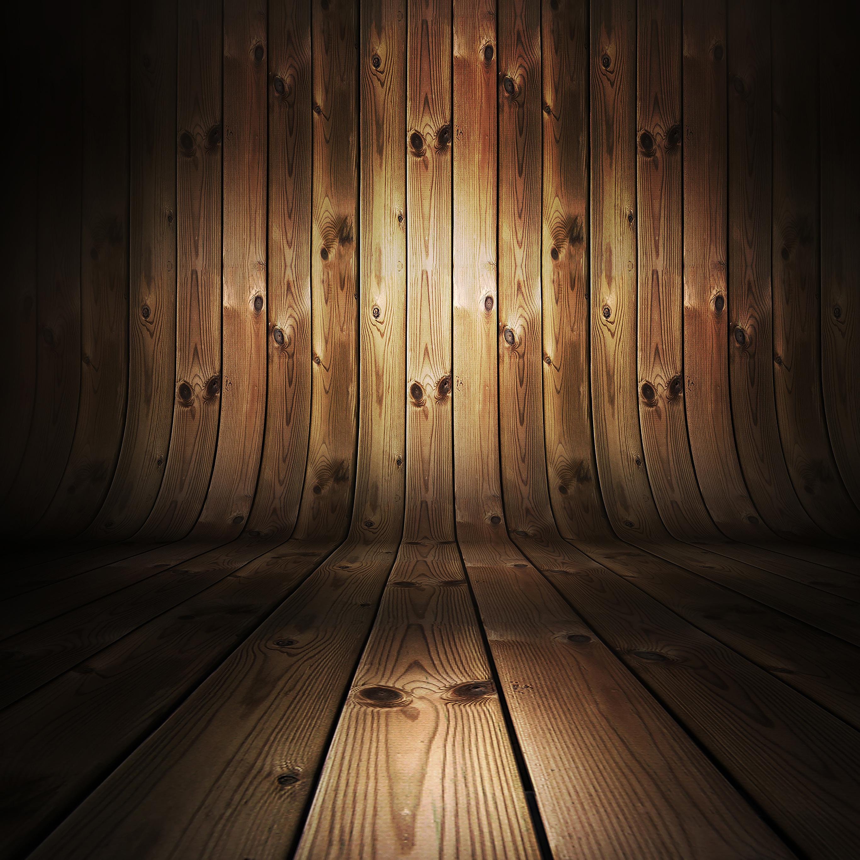 Ae14 Dark Bent Wood Background Wallpaper