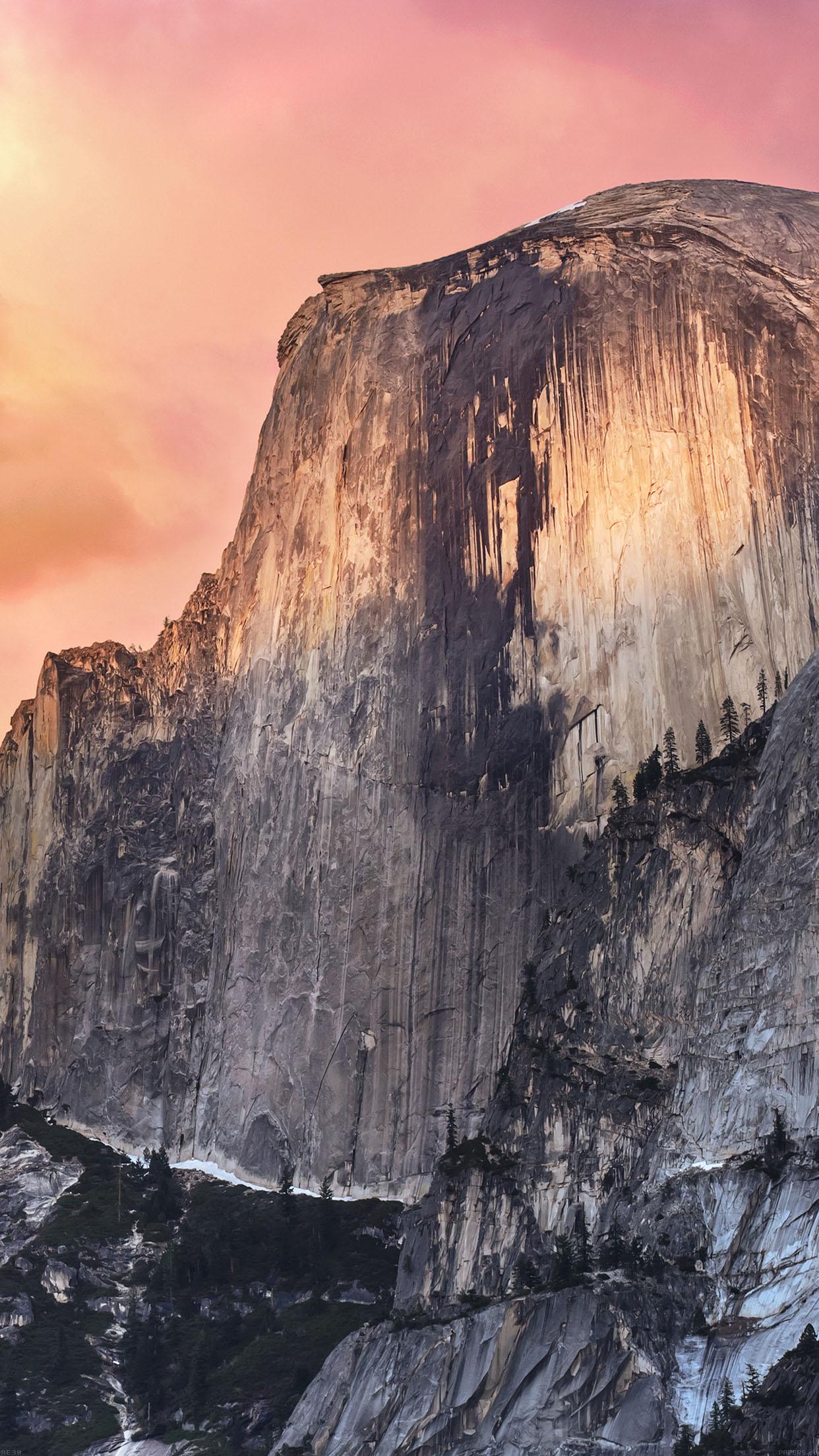 Papersco Iphone Wallpaper Ae30 Yosemite Mac Wallpaper Os X