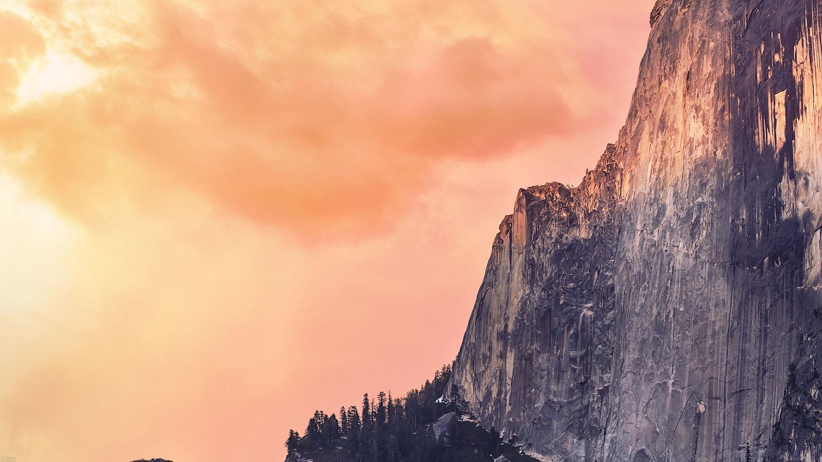 Desktoppapers Co Ae31 Yosemite Red Sunset Mac Wallpaper Os X