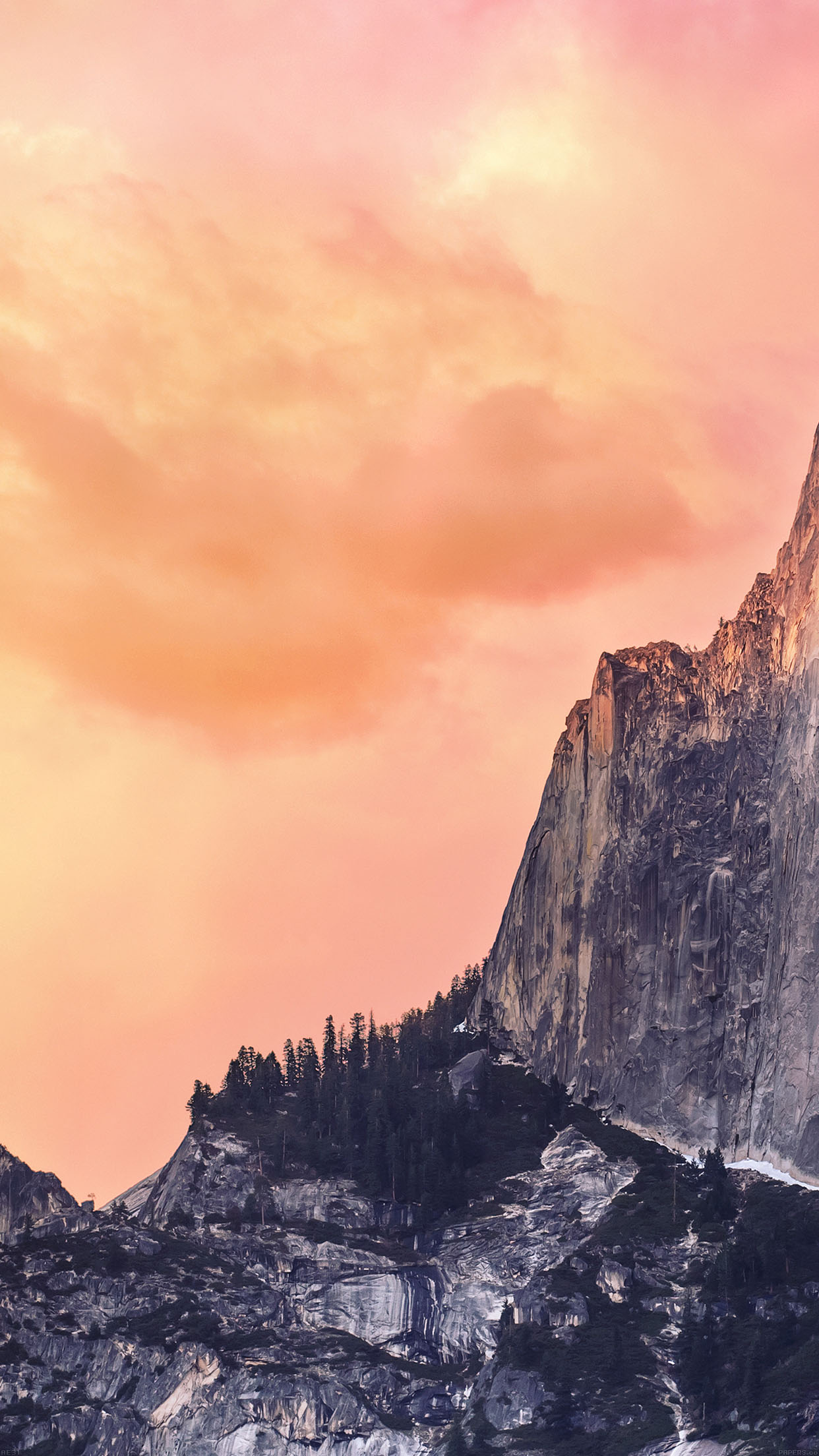Ae31 Yosemite Red Sunset Mac Wallpaper Os X Wallpaper