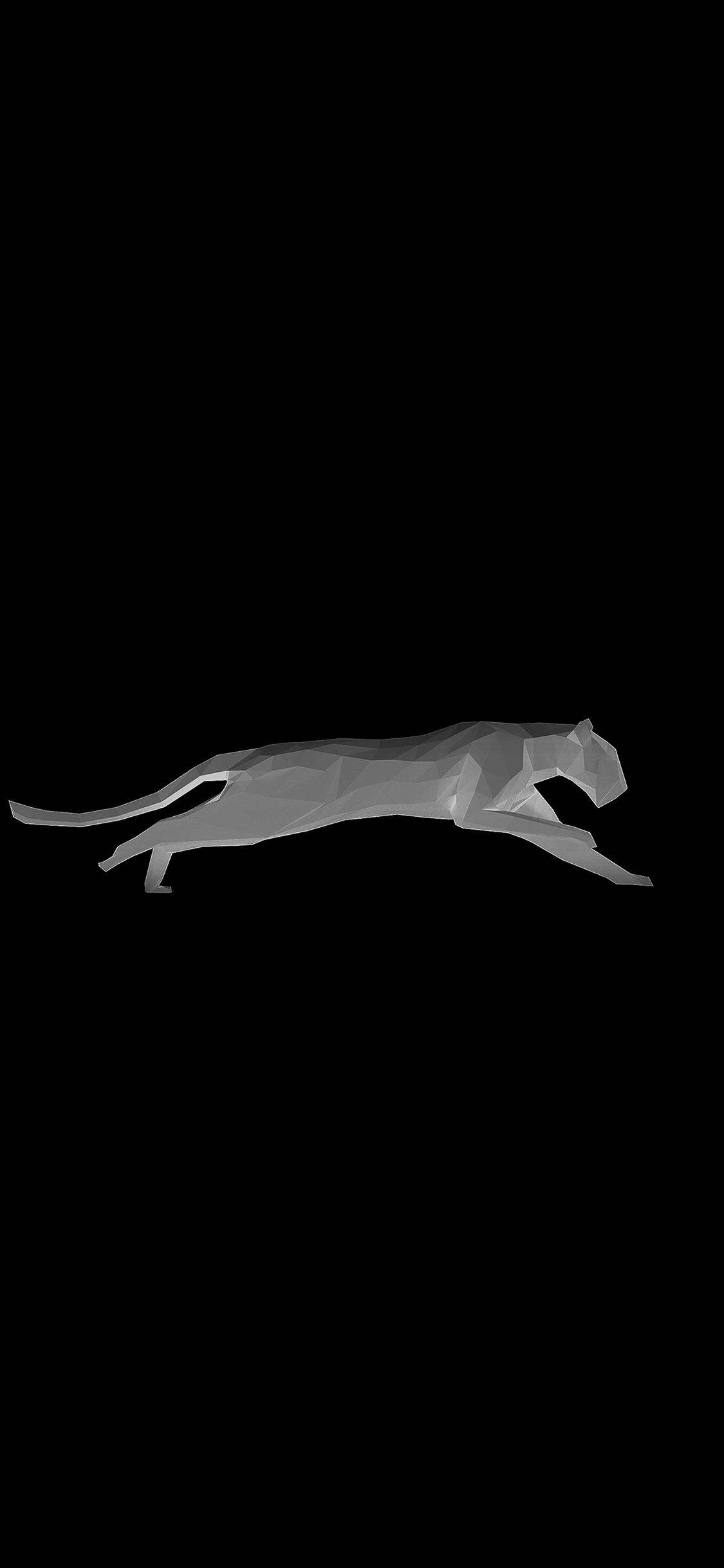 iPhoneXpapers.com-Apple-iPhone-wallpaper-ae40-running-puma-black-illust-art-minimal