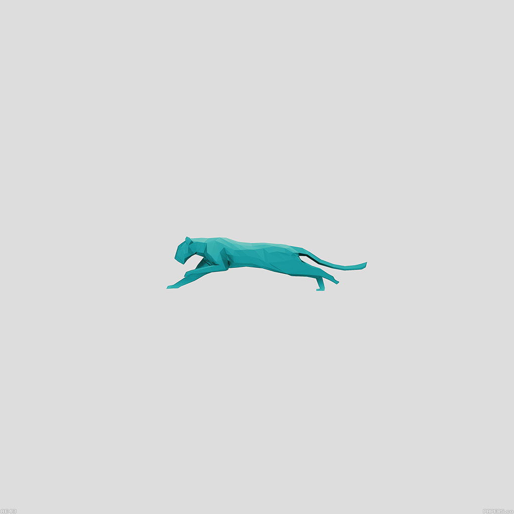 android-wallpaper-ae43-running-puma-green-love-illust-art-minimal-wallpaper