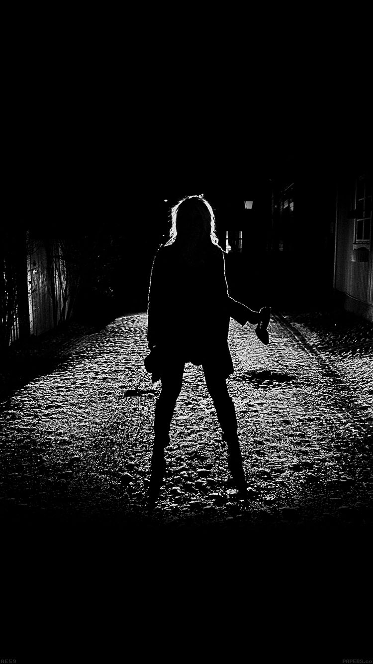 iPhone6papers.co-Apple-iPhone-6-iphone6-plus-wallpaper-ae59-girl-silhouette-dark-street-scary-maybe