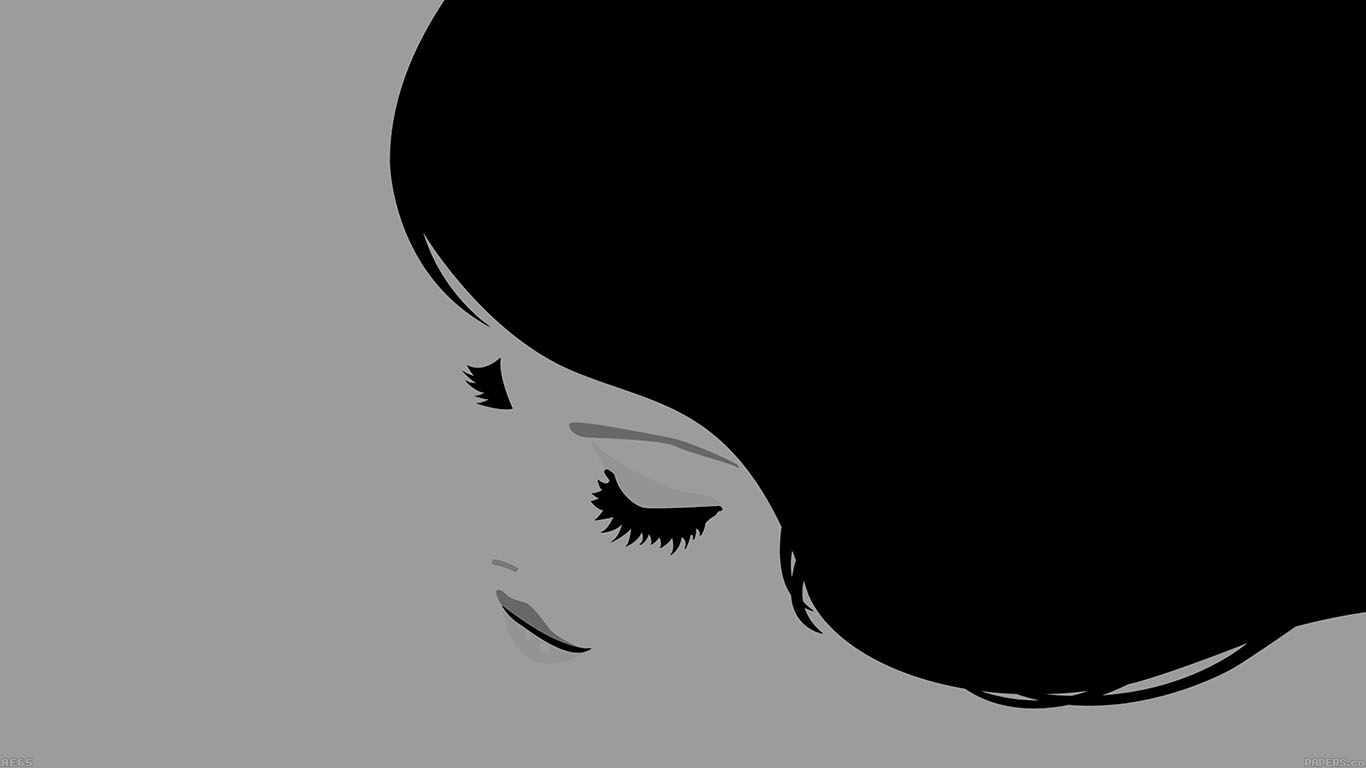 wallpaper-desktop-laptop-mac-macbook-ae65-smile-girl-simple-minimal-illust-wallpaper