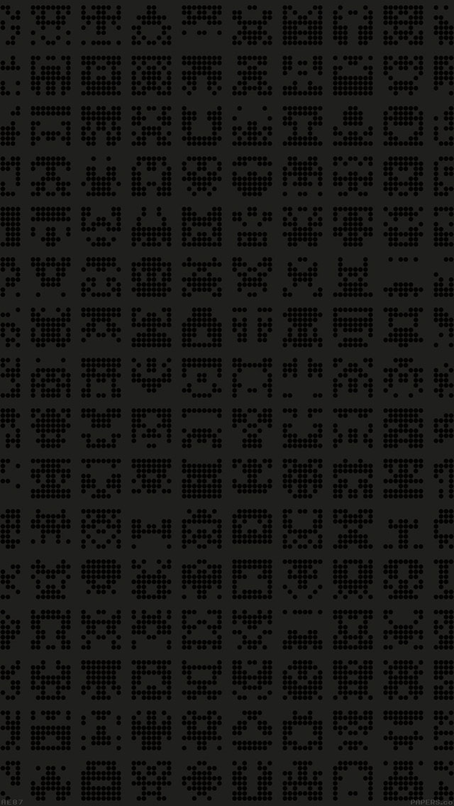 freeios8.com-iphone-4-5-6-ipad-ios8-ae86-alien-symbols-dark-pattern
