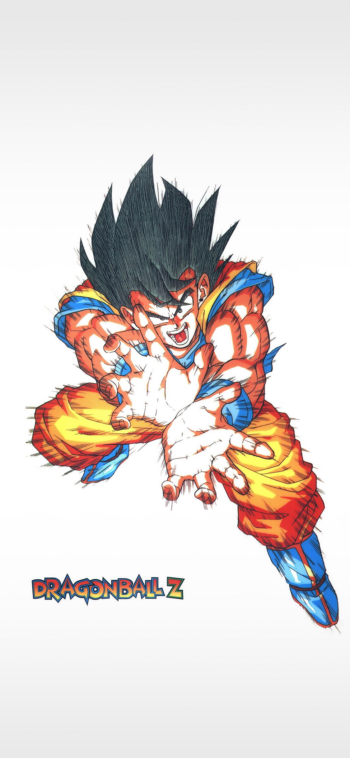 Ae87 Dragon Ball Z Goku Energy