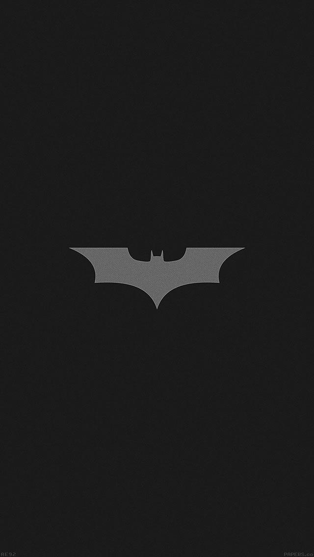 freeios8.com-iphone-4-5-6-ipad-ios8-ae92-batman-dark-night-logo-simple-minimal