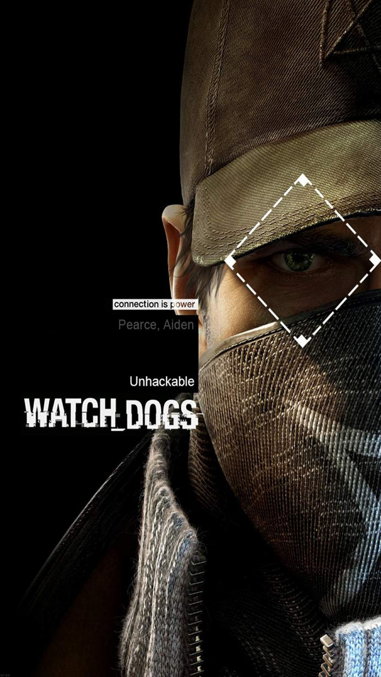 Wallpaper iphone watch dogs - Iphone 6