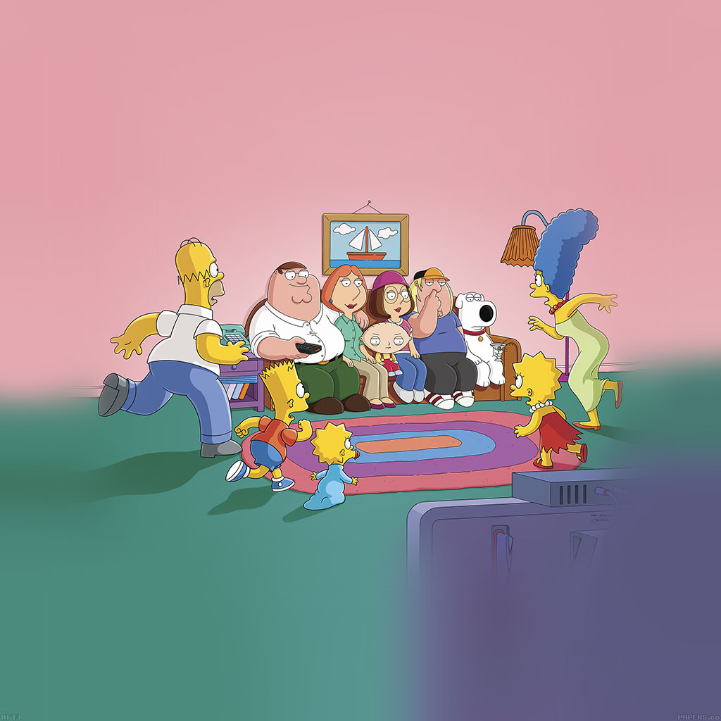 Family Guy Wallpapers: IPad Retina