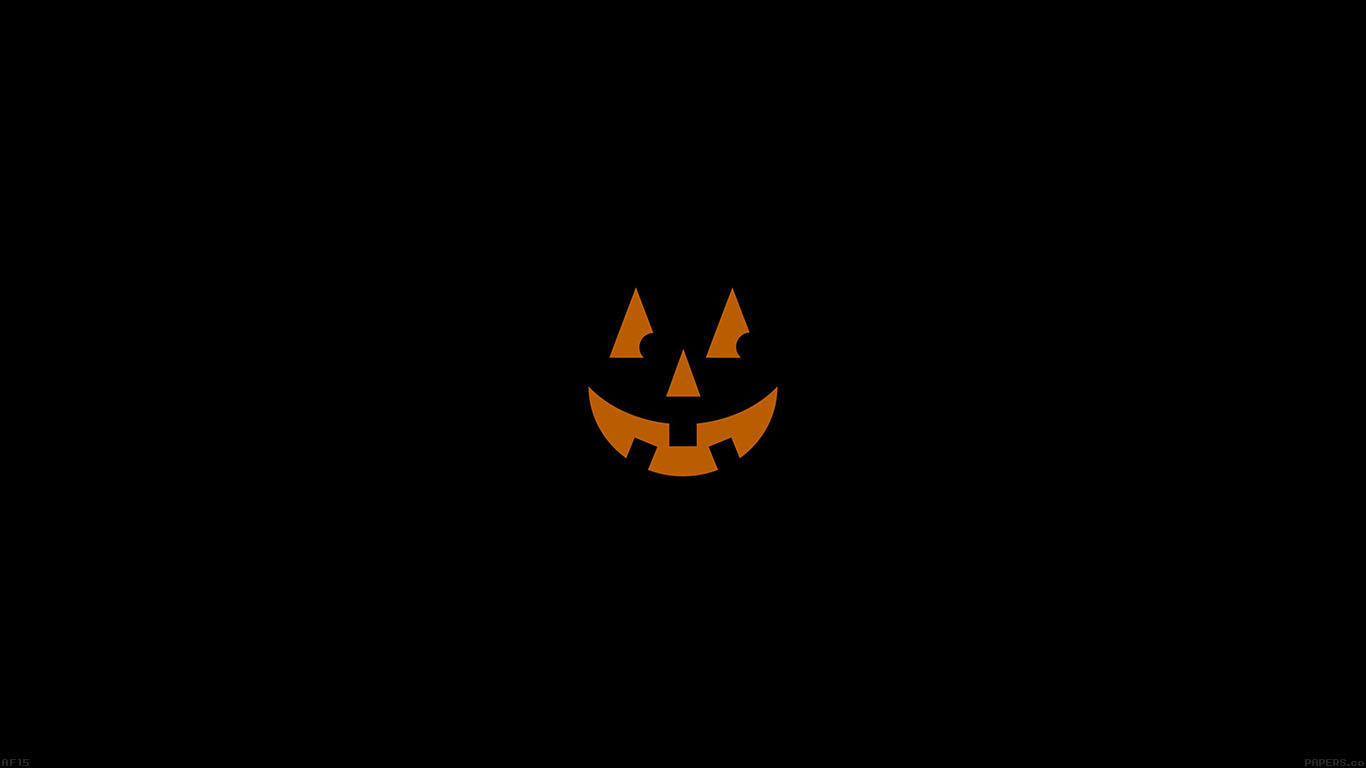 iPapers.co-Apple-iPhone-iPad-Macbook-iMac-wallpaper-af15-pumpkin-smile-halloween-minimal-wallpaper
