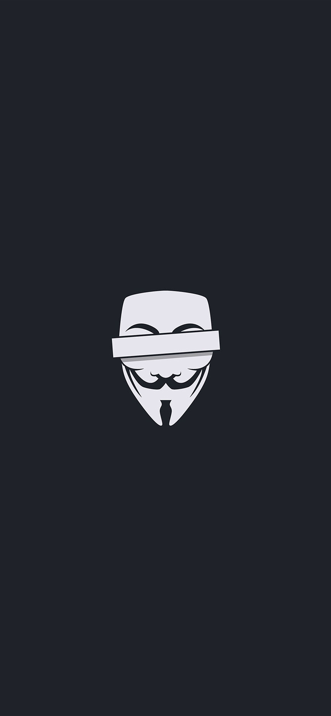 iPhoneXpapers.com-Apple-iPhone-wallpaper-af17-anonymous-censored-eye-mask-illust-minimal
