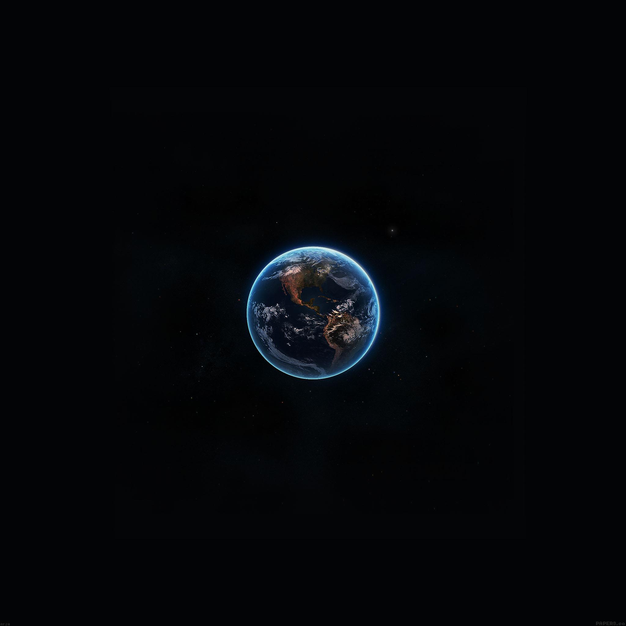 Desktop Wallpaper Earth From Space: IPad