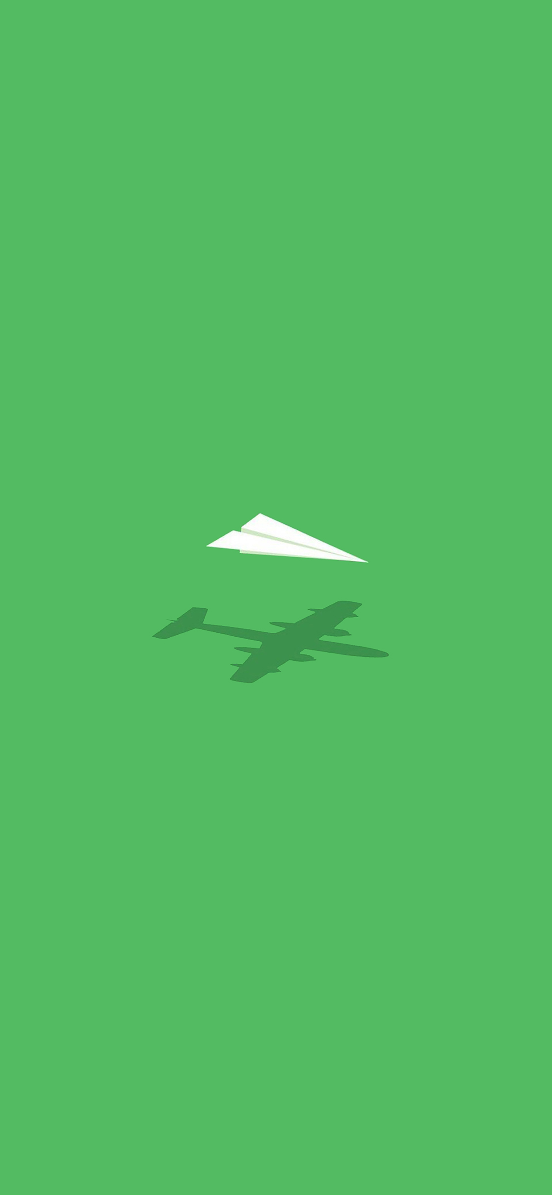 iPhoneXpapers.com-Apple-iPhone-wallpaper-af21-rc-plane-minimal-art-illust-cute