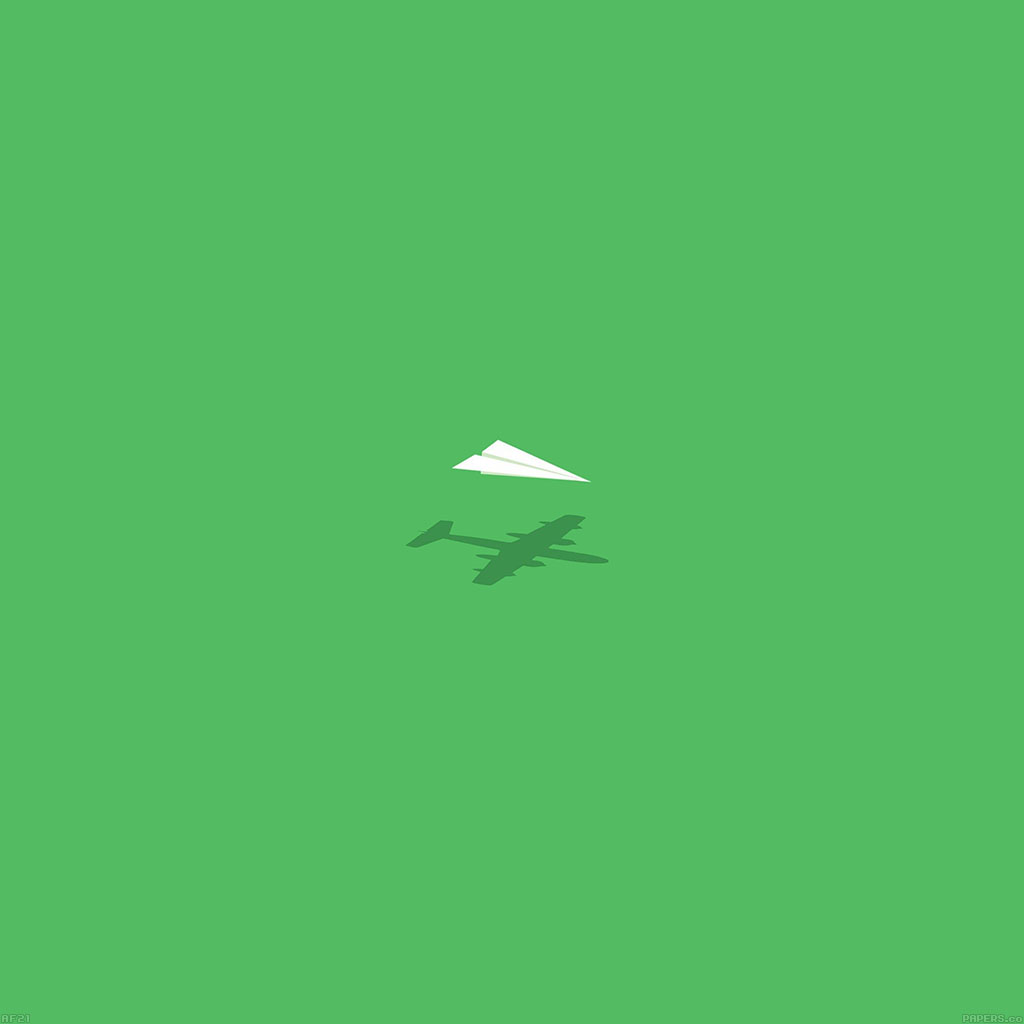 android-wallpaper-af21-rc-plane-minimal-art-illust-cute-wallpaper
