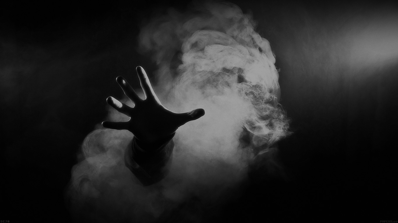 desktop-wallpaper-laptop-mac-macbook-air-af35-hand-from-smoke-black-wallpaper