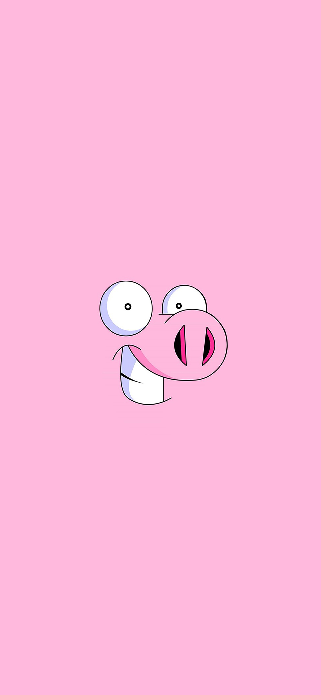 iPhoneXpapers.com-Apple-iPhone-wallpaper-af36-pig-cartoon-minimal-illust