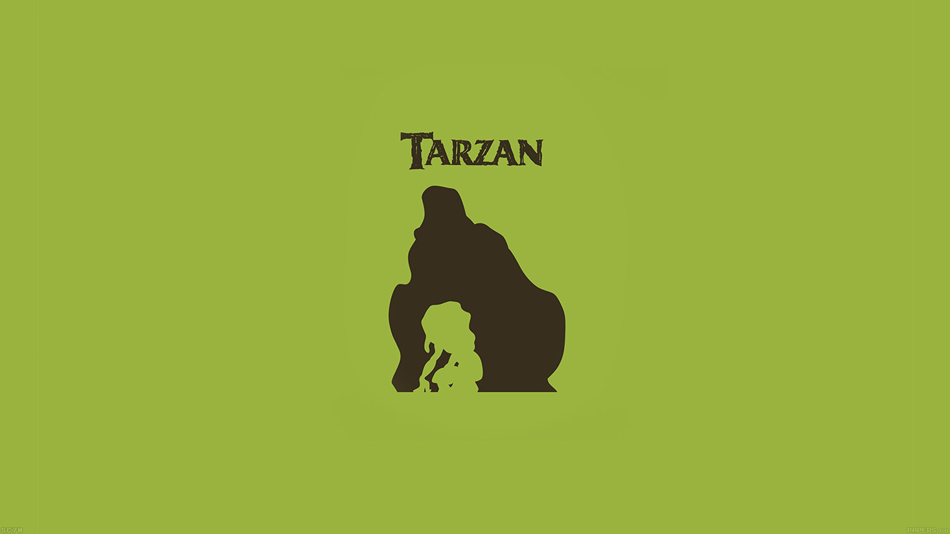 iPapers.co-Apple-iPhone-iPad-Macbook-iMac-wallpaper-af40-tarzan-minimal-art-wallpaper