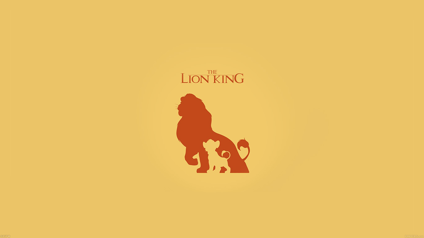 iPapers.co-Apple-iPhone-iPad-Macbook-iMac-wallpaper-af42-the-lion-king-minimal-art-wallpaper