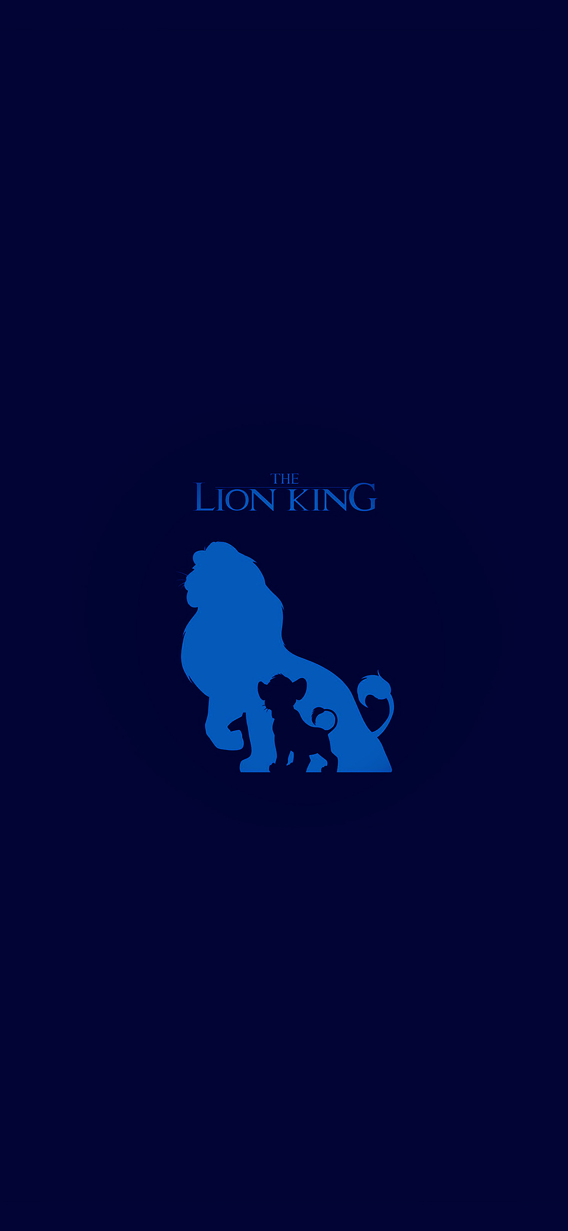 iPhoneXpapers.com-Apple-iPhone-wallpaper-af43-the-lion-king-blue-minimal-art