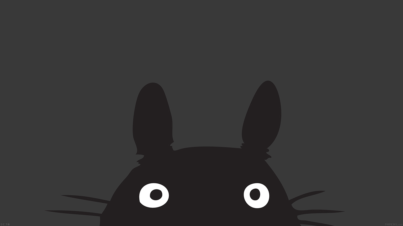 iPapers.co-Apple-iPhone-iPad-Macbook-iMac-wallpaper-af44-totoro-minimal-art-wallpaper