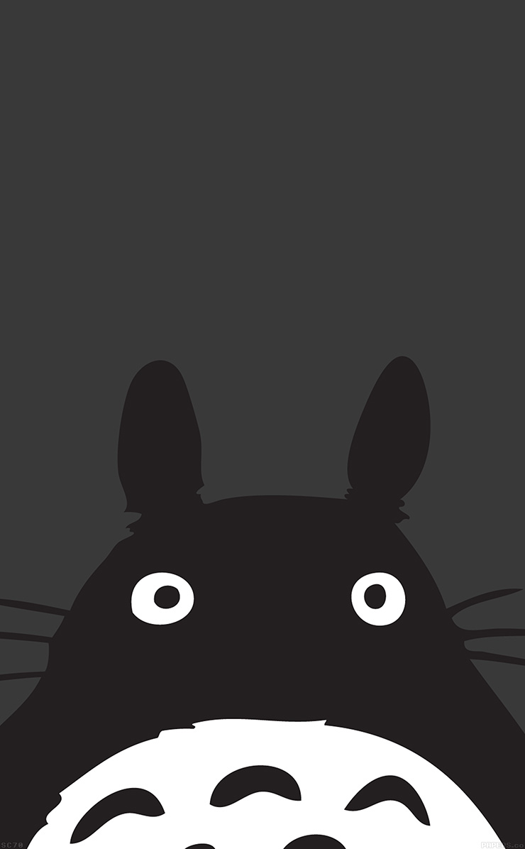 Normal - Totoro wallpaper iphone ...