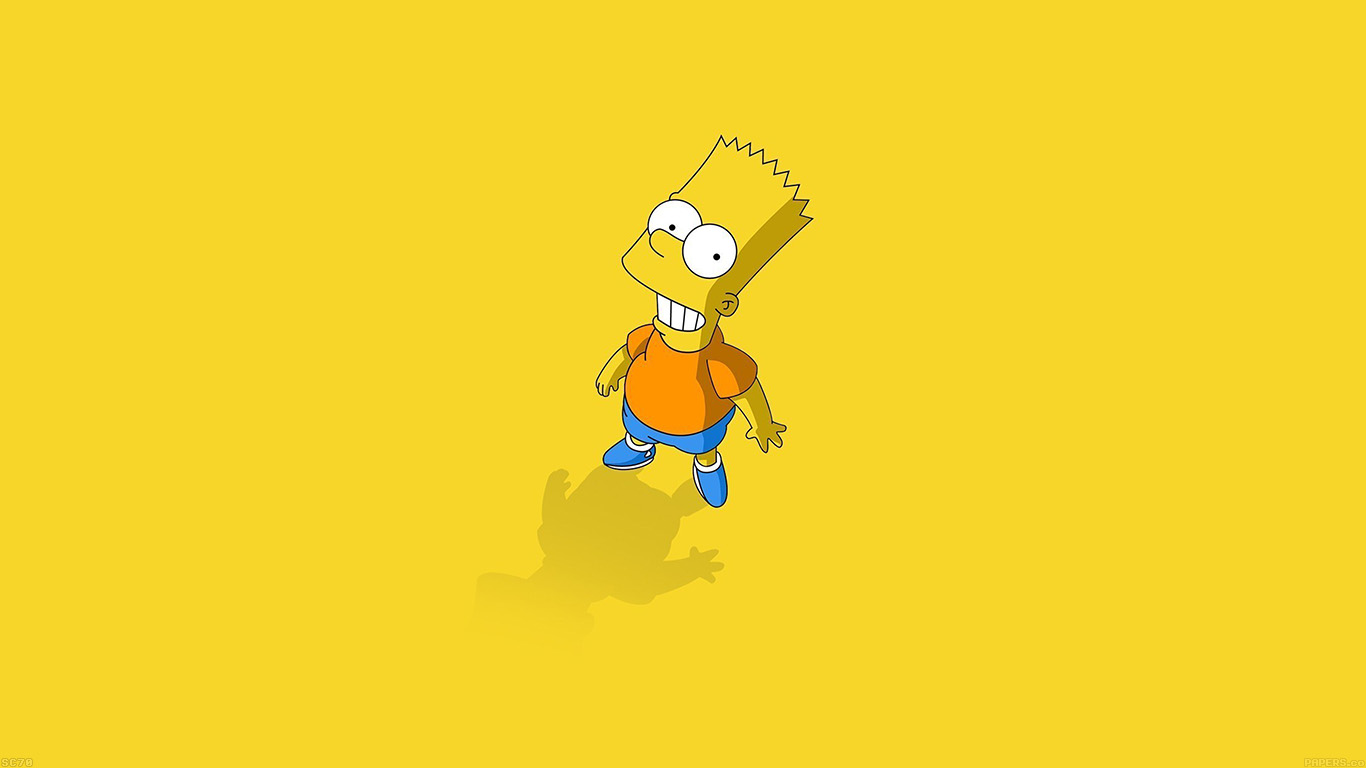 iPapers.co-Apple-iPhone-iPad-Macbook-iMac-wallpaper-af48-hi-i-am-bart-simpsons-minimal-cartoon-wallpaper