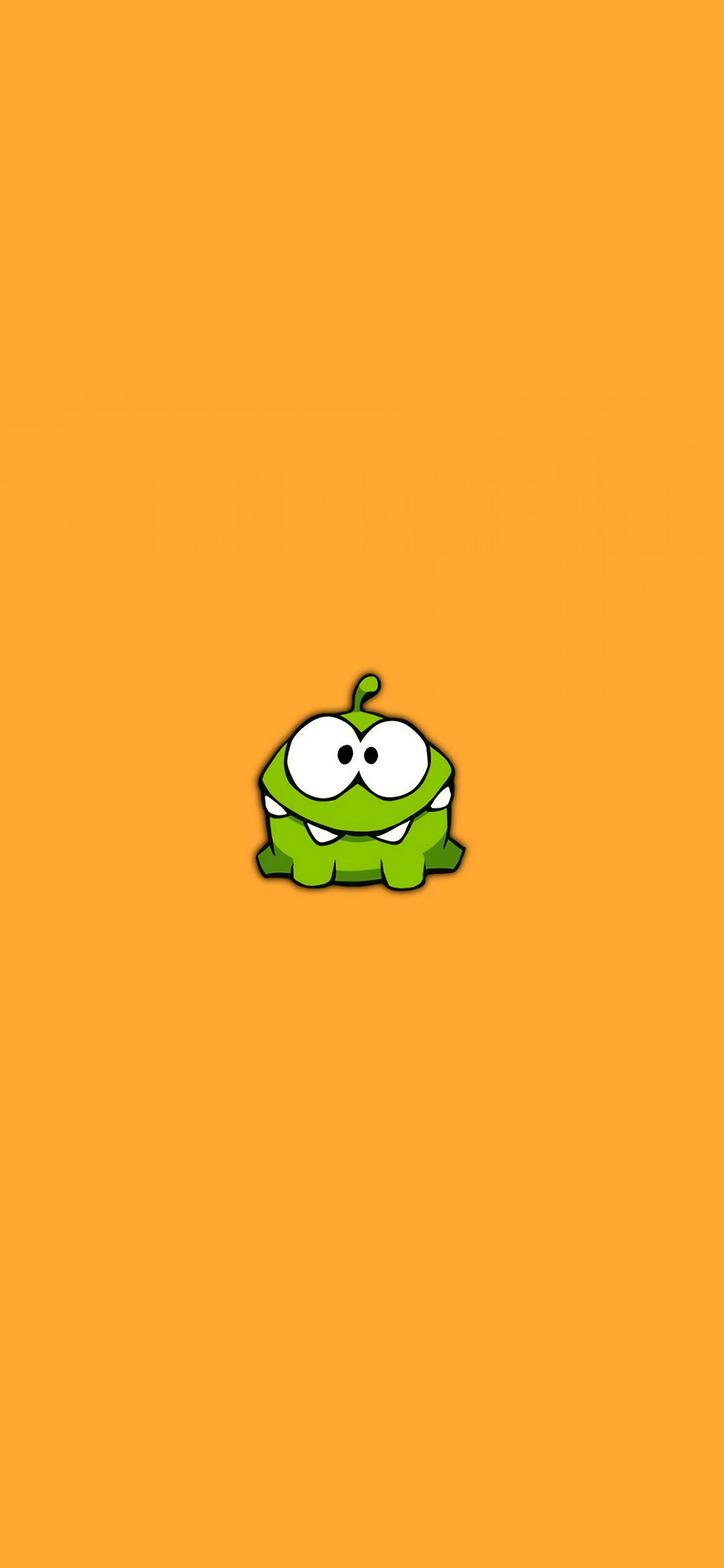 iPhoneXpapers.com-Apple-iPhone-wallpaper-af55-game-art-cut-the-rope-om-nom-cute-minimal