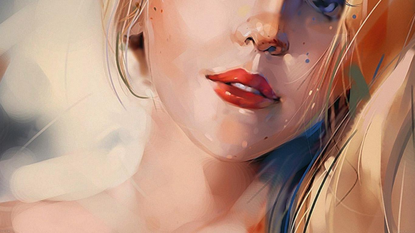 iPapers.co-Apple-iPhone-iPad-Macbook-iMac-wallpaper-af56-girl-blue-eyes-painting-art-wallpaper