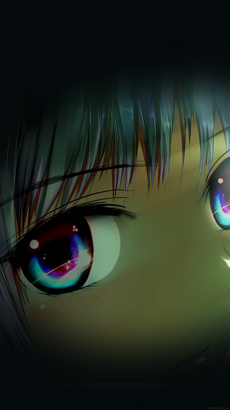 iPhonepapers.com-Apple-iPhone8-wallpaper-af66-eye-pure-girl-dark-anime-art-illust