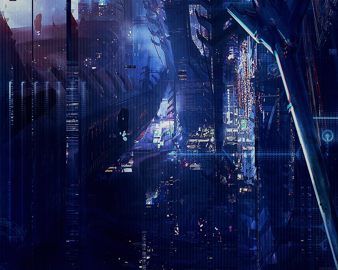 af77-digital-world-anime-art-illust-urban - Papers.co