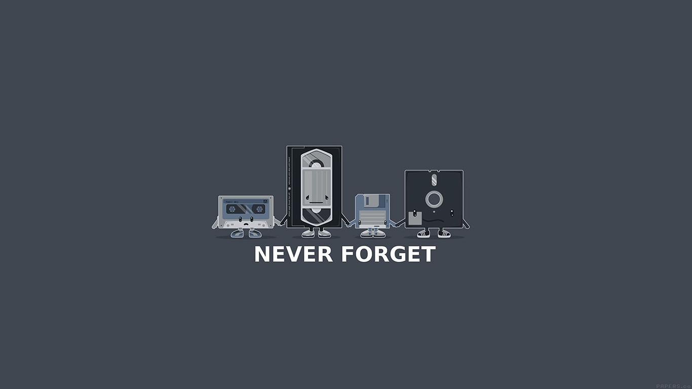 iPapers.co-Apple-iPhone-iPad-Macbook-iMac-wallpaper-af81-never-forget-floppy-history-cute-illust-wallpaper