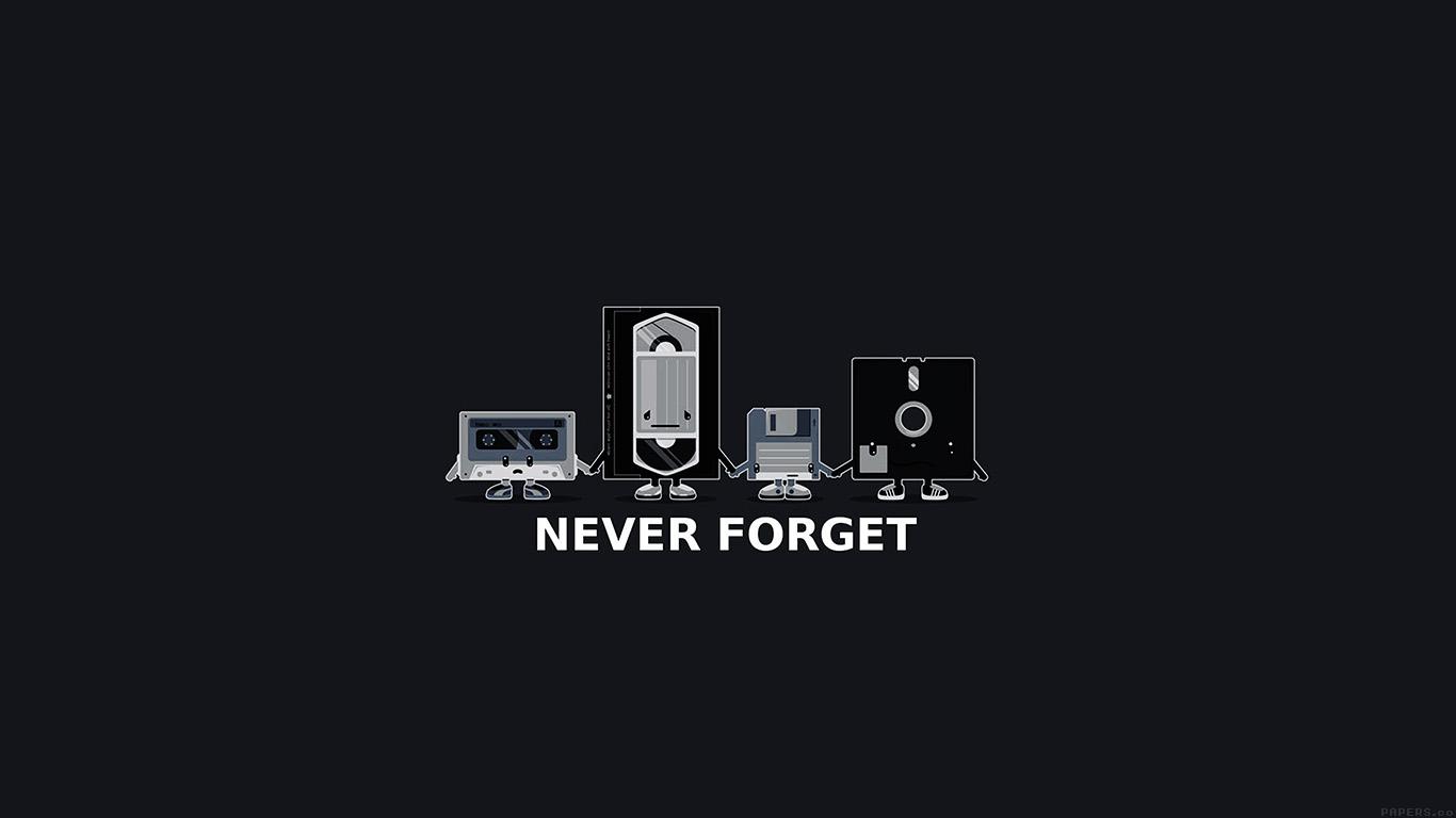desktop-wallpaper-laptop-mac-macbook-air-af82-never-forget-floppy-history-dark-cute-illust-wallpaper