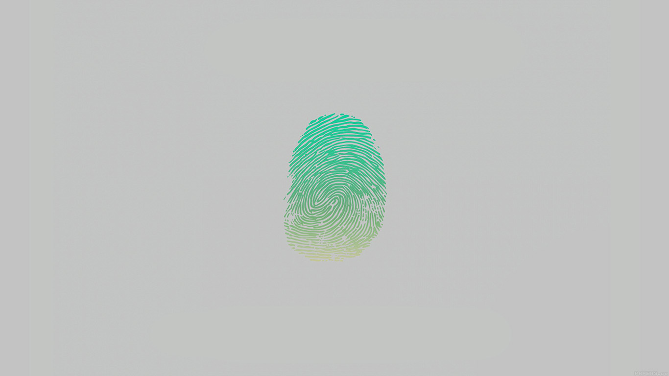 desktop-wallpaper-laptop-mac-macbook-airaf86-finger-print-unlock-green-art-illust-minimal-wallpaper