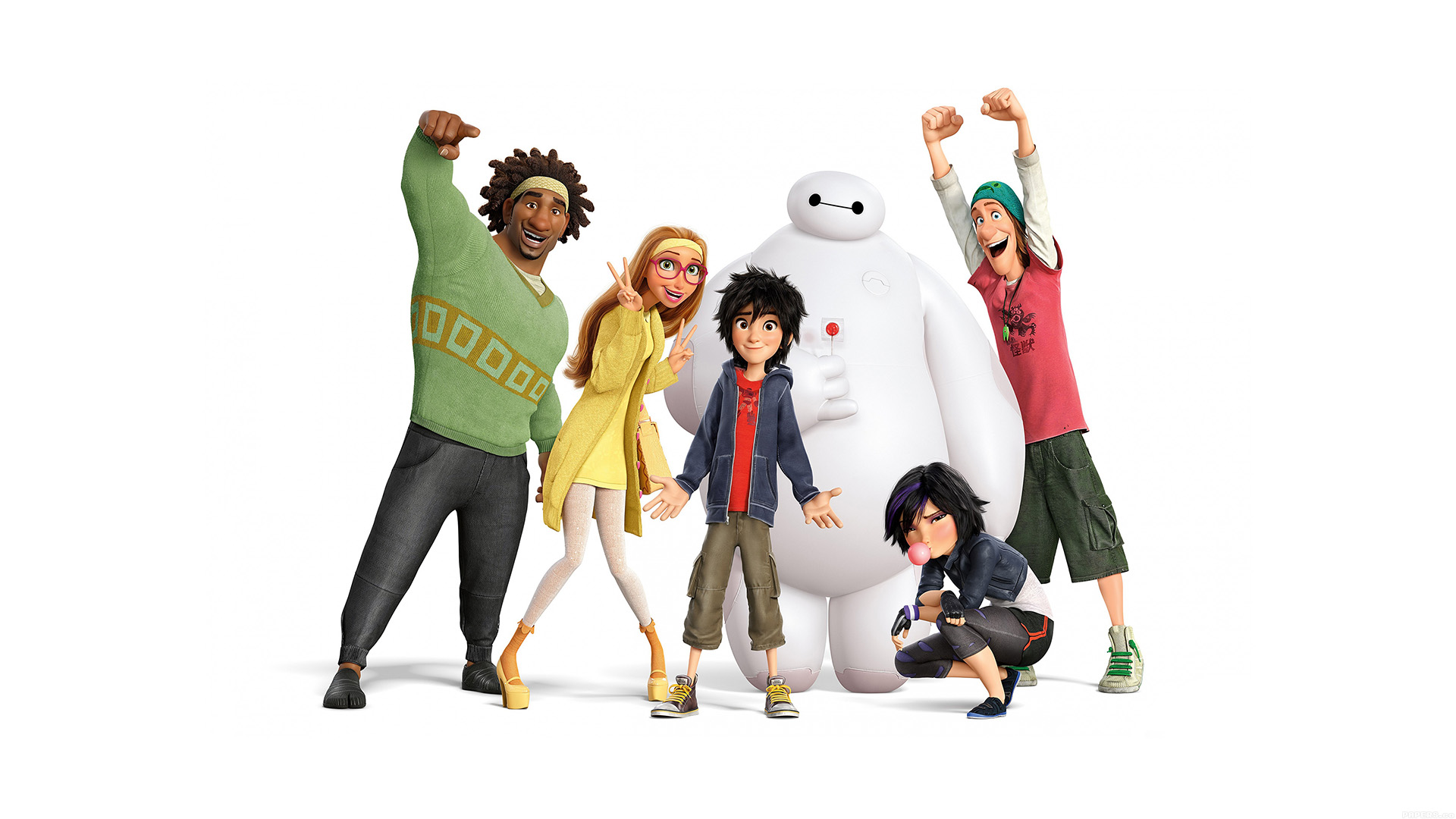 big hero 6 animation essay The opening sequence showcases not only the new animation style for the  big  hero 6 the series: watch the new opening sequence.