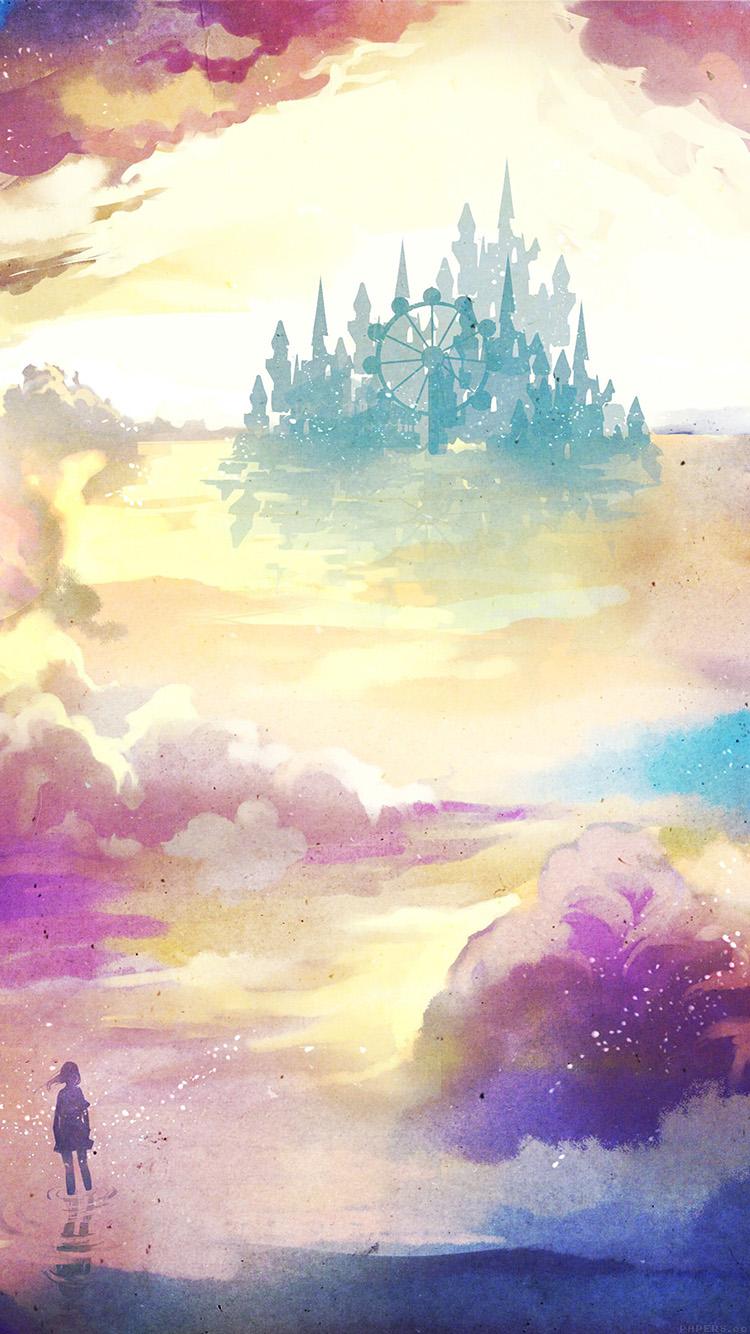 Papers.co-iPhone5-iphone6-plus-wallpaper-ag06-kanehiko-fantasy-illust-watercolor-art