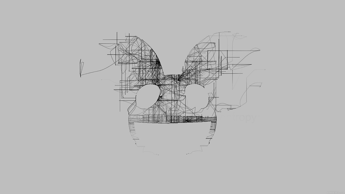 wallpaper-desktop-laptop-mac-macbook-ag08-deadmau5-white-logo-art-music-wallpaper