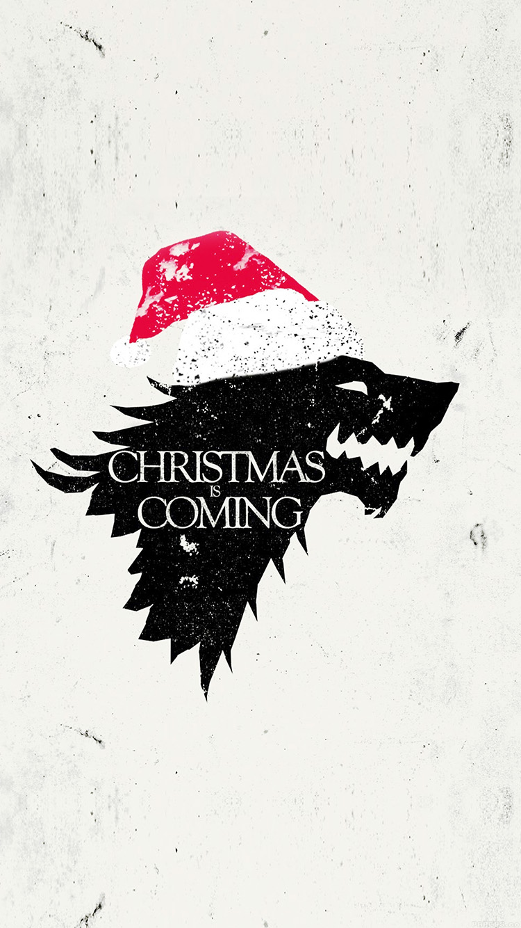 iPhone7papers.com-Apple-iPhone7-iphone7plus-wallpaper-ag23-christmas-is-coming-game-of-thrones-art