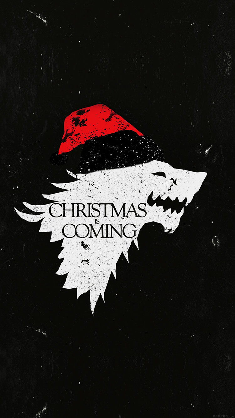 iPhone6papers.co-Apple-iPhone-6-iphone6-plus-wallpaper-ag24-christmas-is-coming-dark-game-of-thrones-art
