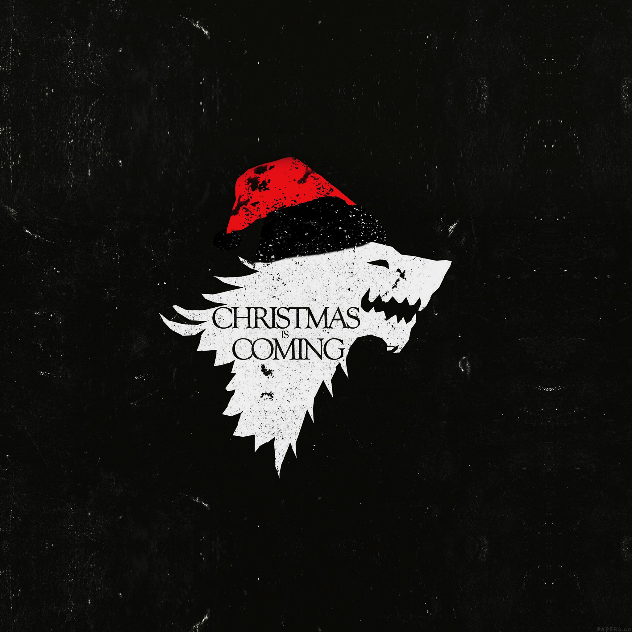 Ag24-christmas-is-coming-dark-game-of-thrones-art-wallpaper