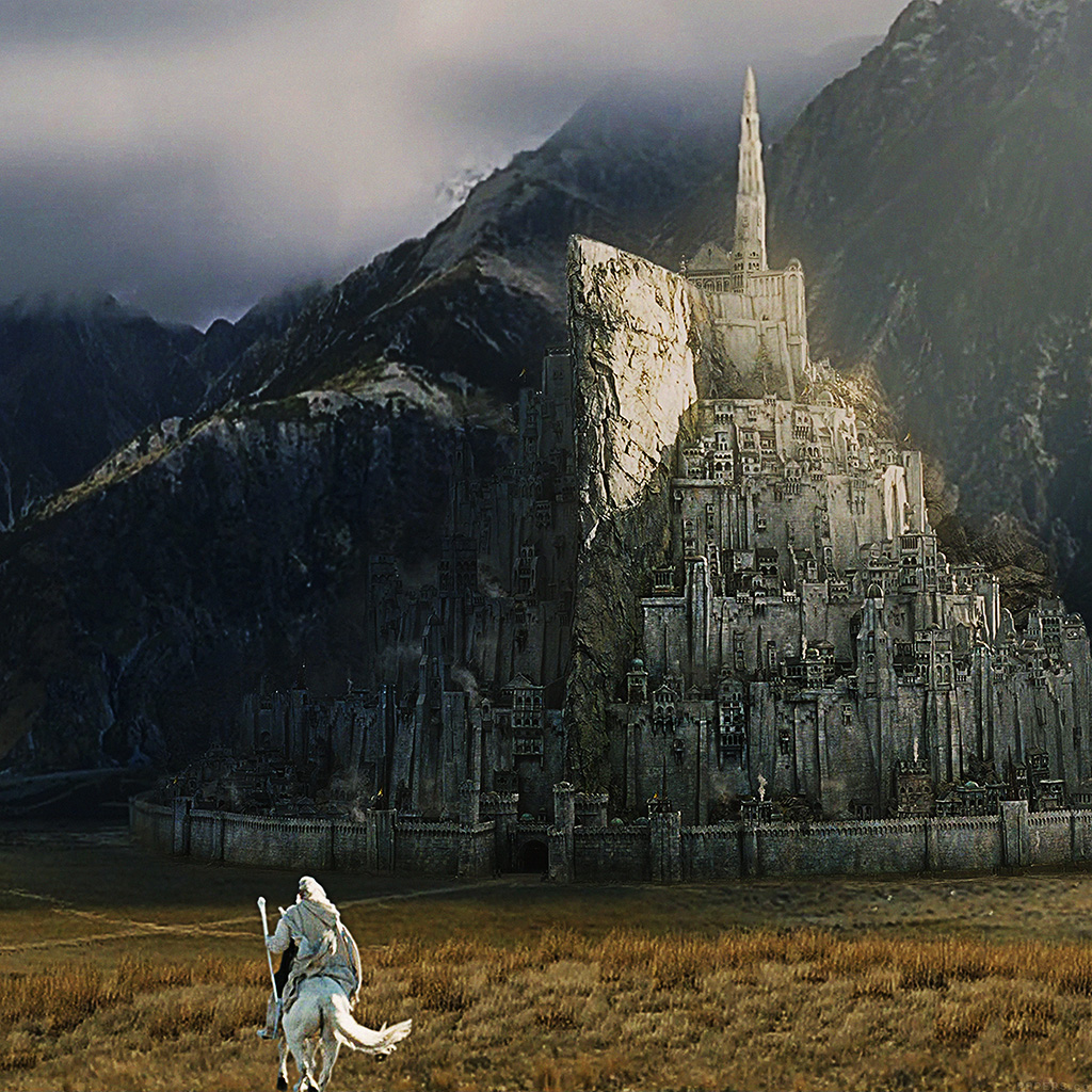 android-wallpaper-ag25-minas-tirith-lord-of-the-ring-art-wallpaper