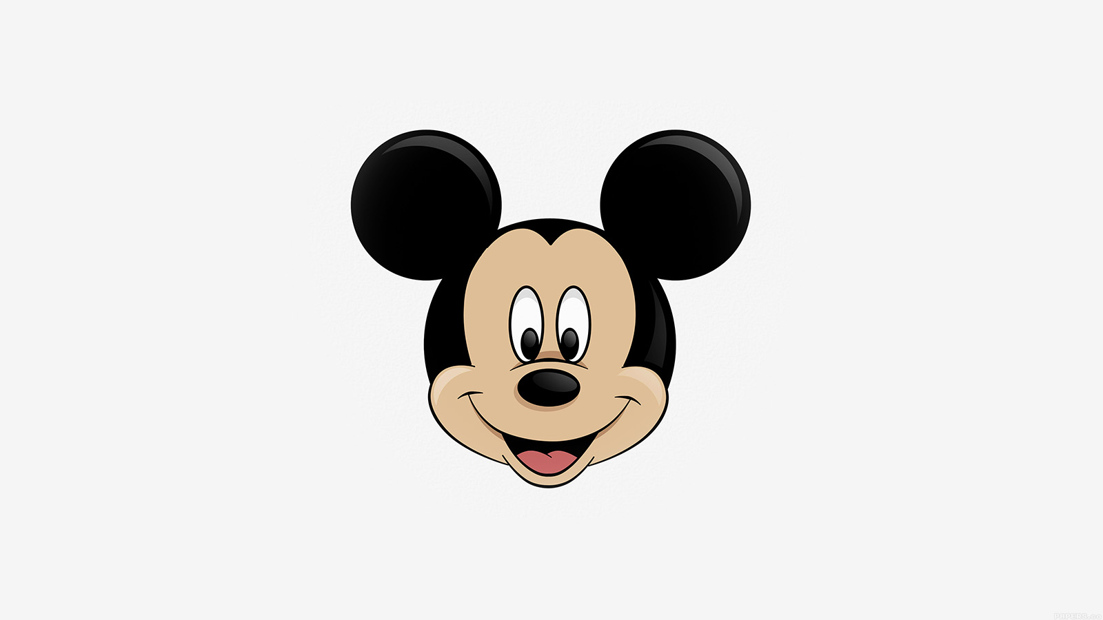 Ag30 Mickey Mouse Logo Disney Papers Co