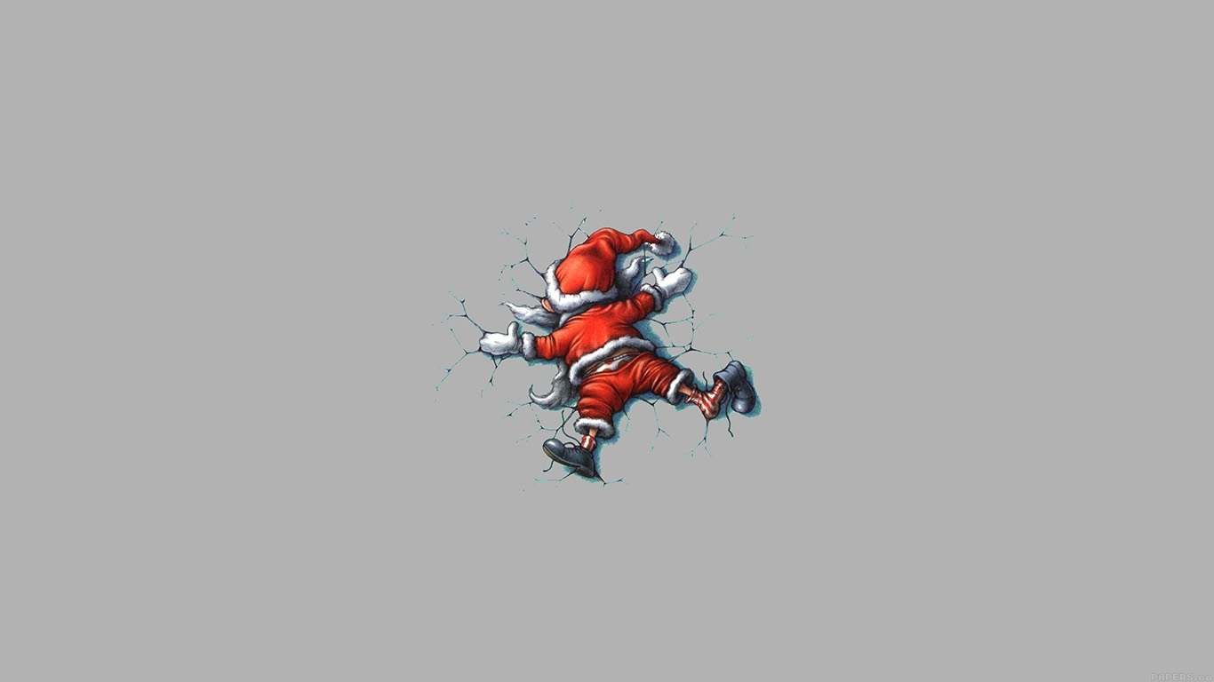 iPapers.co-Apple-iPhone-iPad-Macbook-iMac-wallpaper-ag32-funny-christmas-santa-illust-art-wallpaper