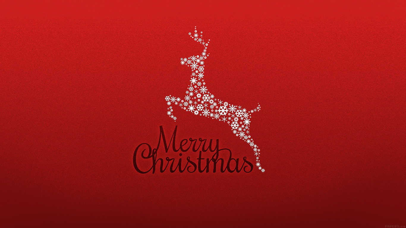 iPapers.co-Apple-iPhone-iPad-Macbook-iMac-wallpaper-ag33-merry-christmas-rudolf-art-wallpaper