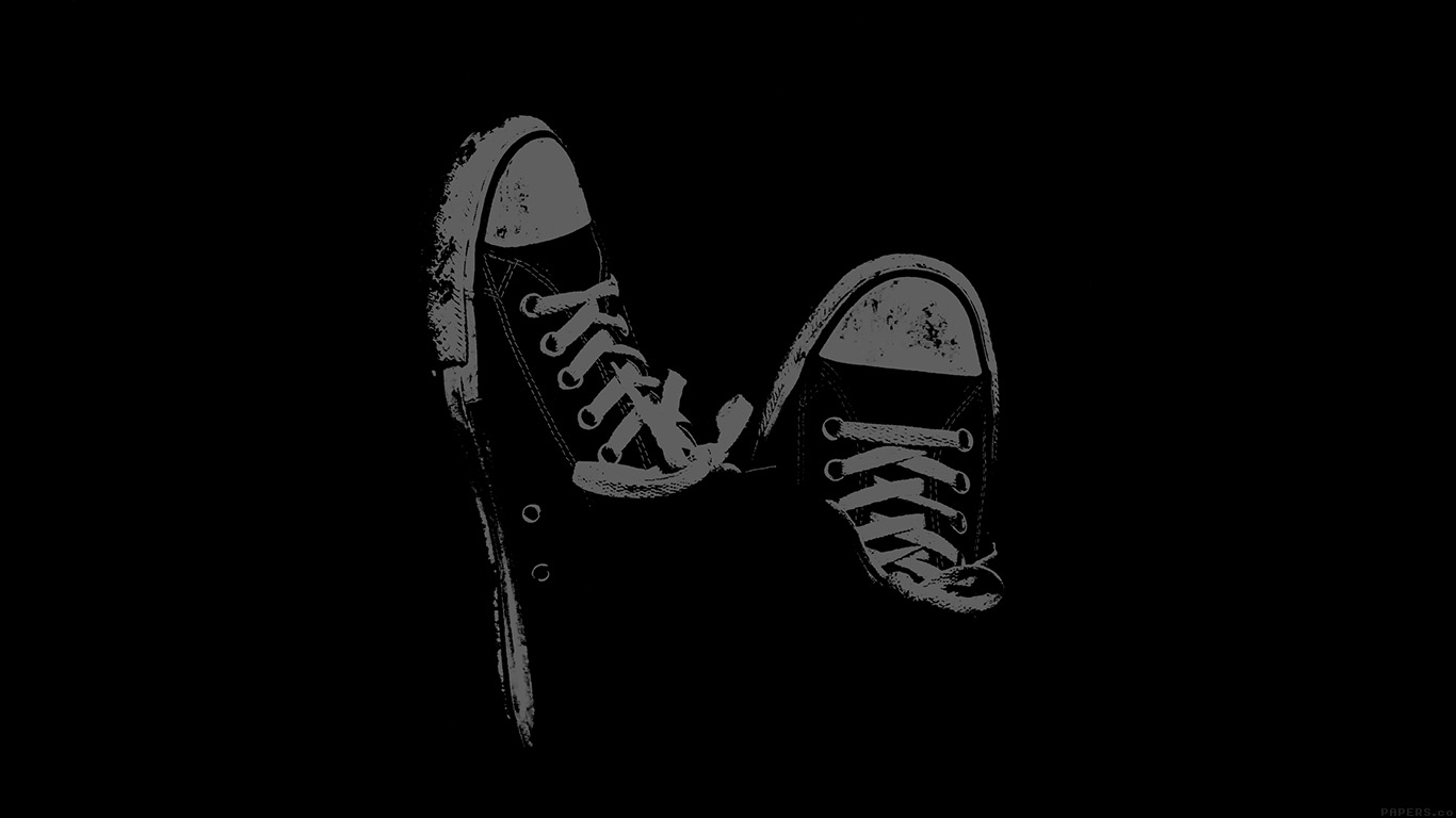 iPapers.co-Apple-iPhone-iPad-Macbook-iMac-wallpaper-ag40-converse-street-shoe-minimal-dark-wallpaper