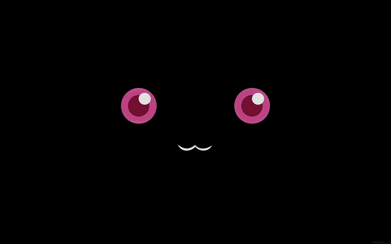 Ag59 Cute Pokemon Dark Character Anime Minimal
