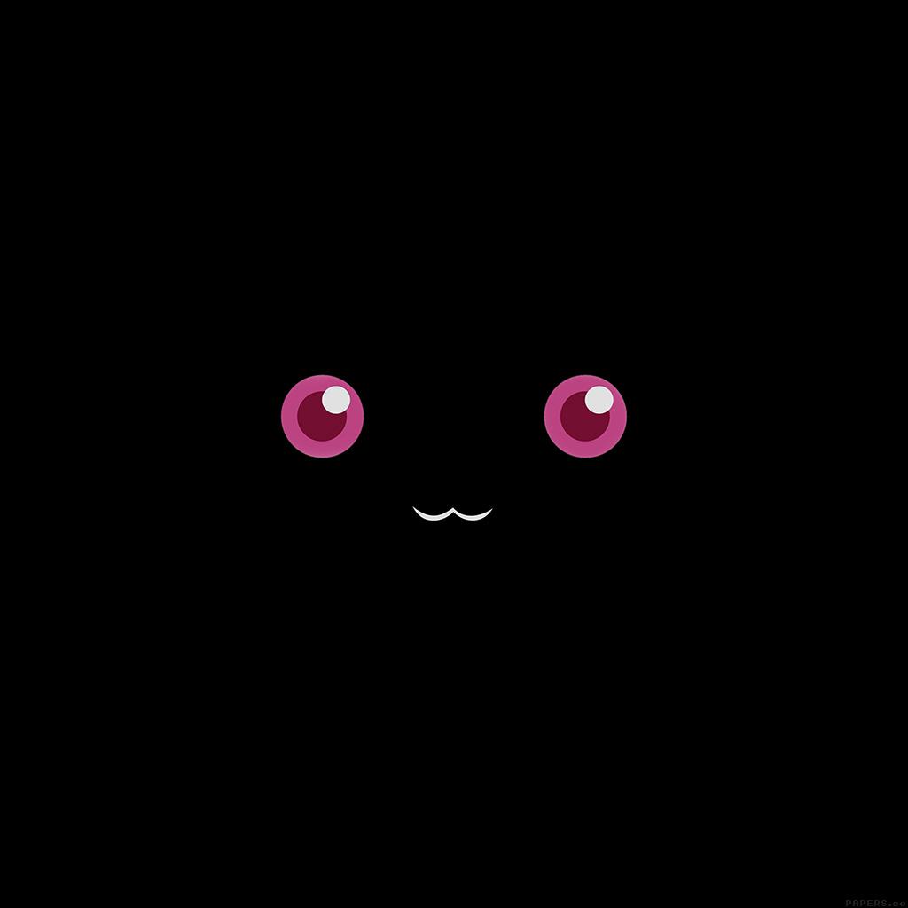 android-wallpaper-ag59-cute-pokemon-dark-character-anime-minimal-wallpaper