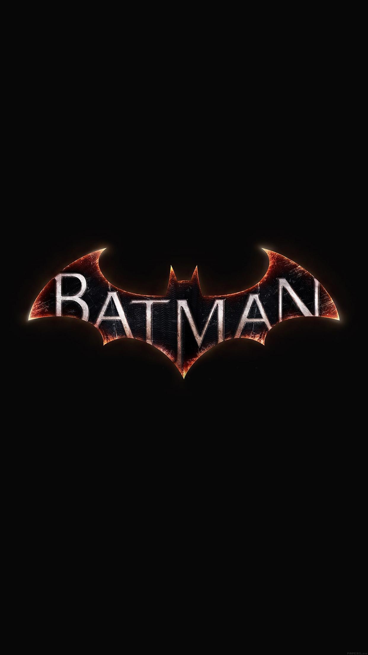Iphone6papers Ag60 Batman Arkham Knight Hero Art