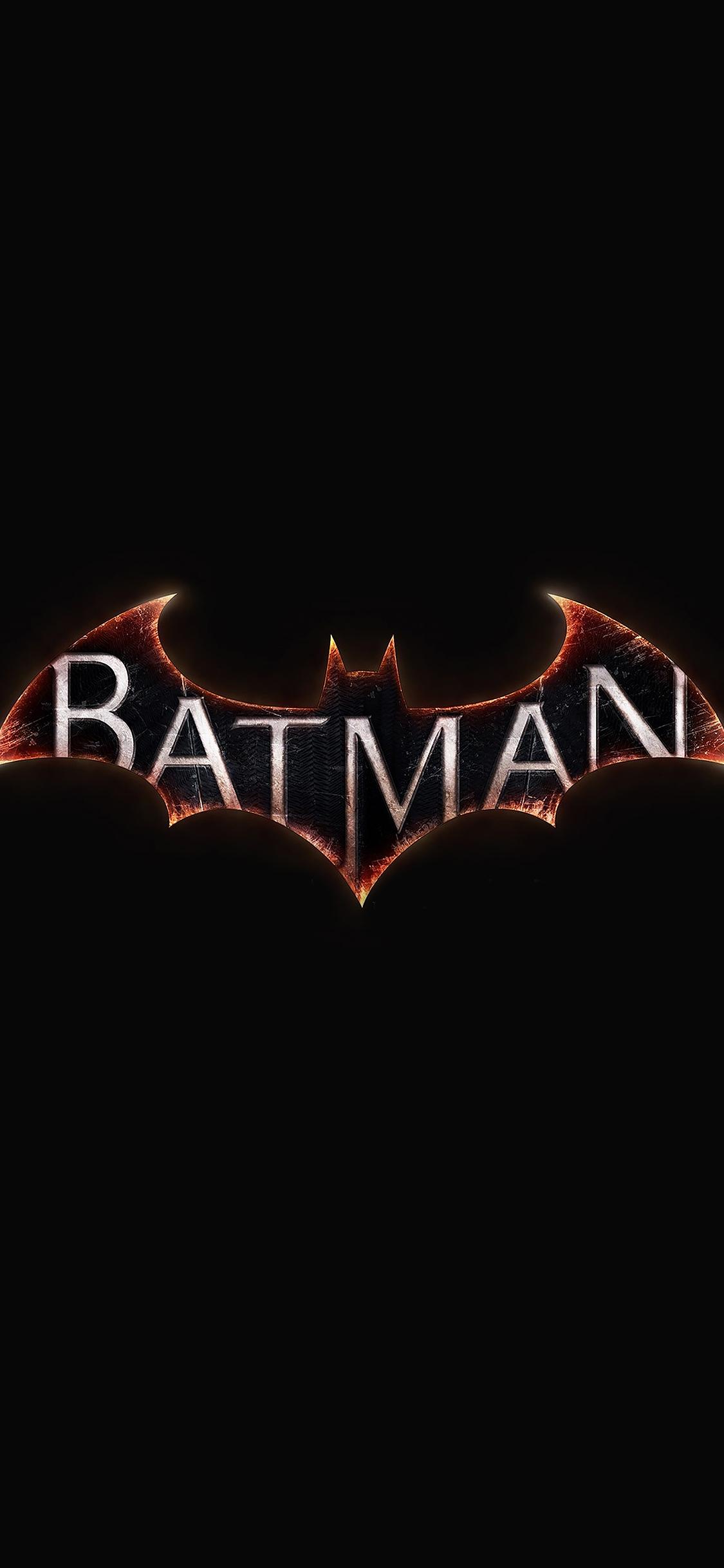 Iphonexpapers Ag60 Batman Arkham Knight Hero Art